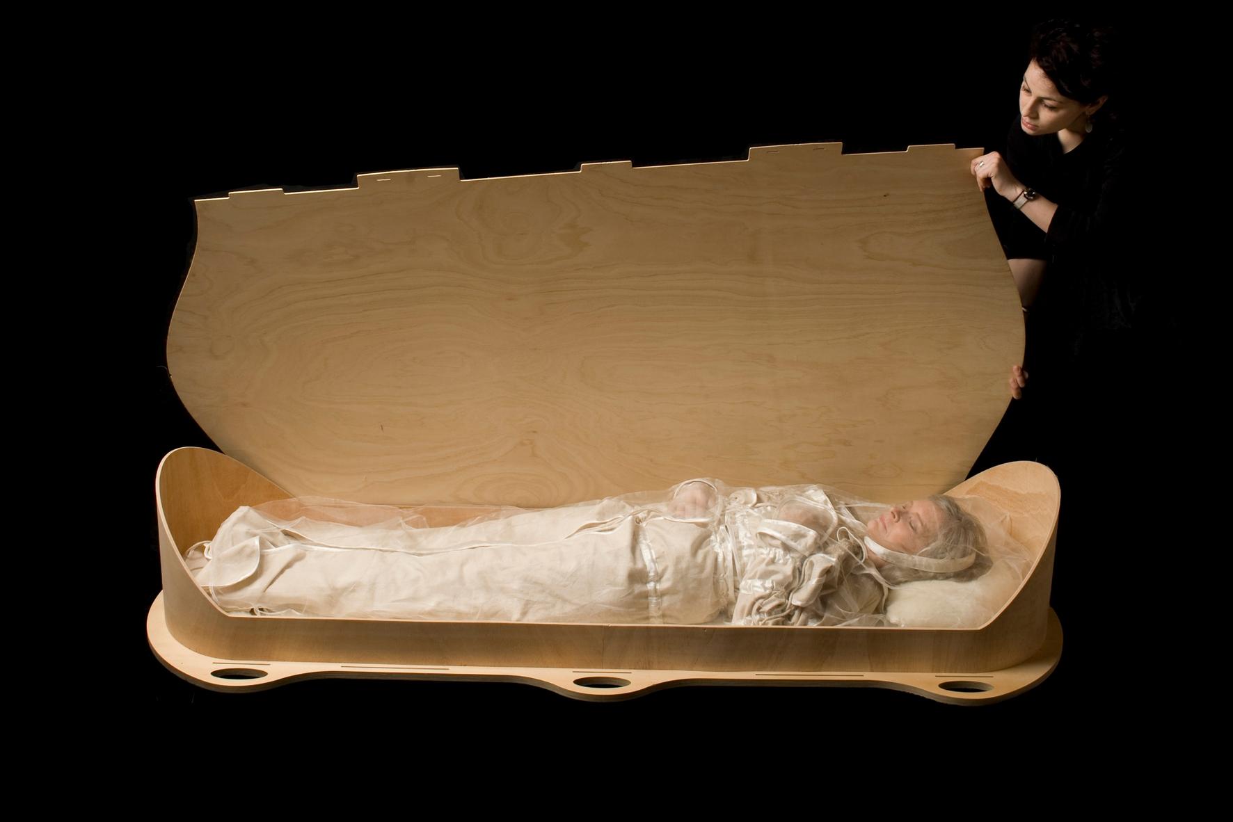 Как сшить саван для погребения фото