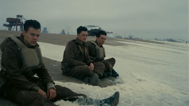 Кадр изфильма «Дюнкерк»