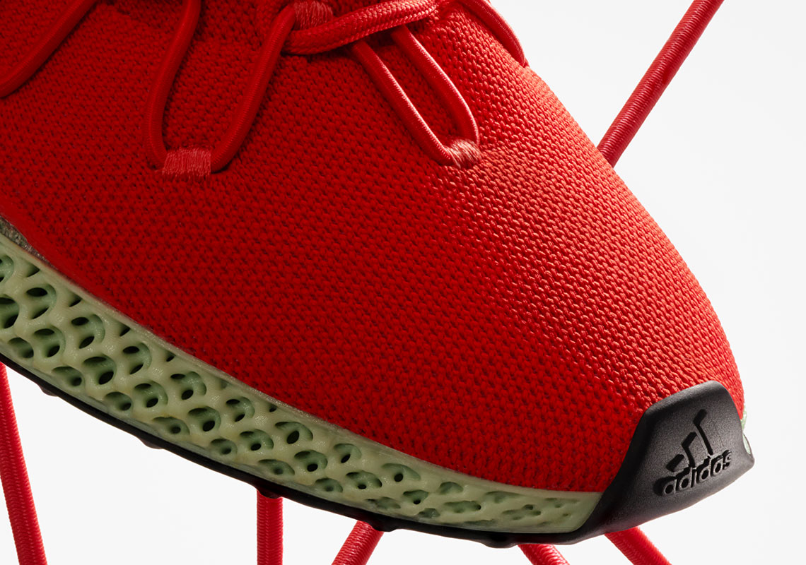 adidas Y-3 4D Runner Red