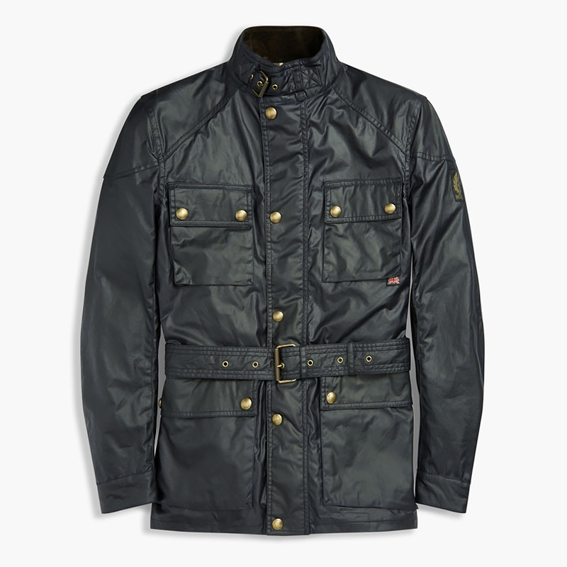 Куртка Belstaff Roadmaster, $795, belstaff.com