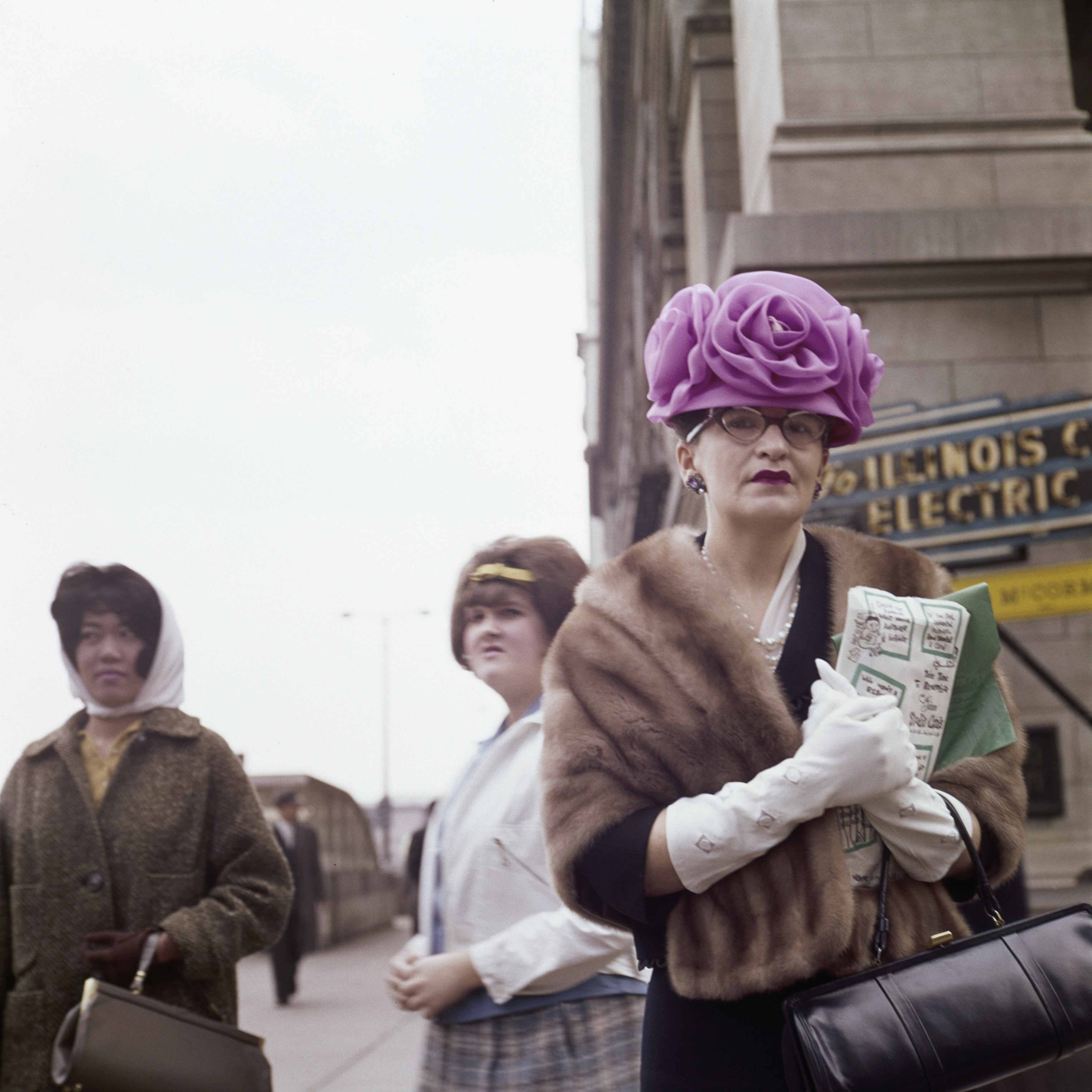 Чикаго, 1962 год.