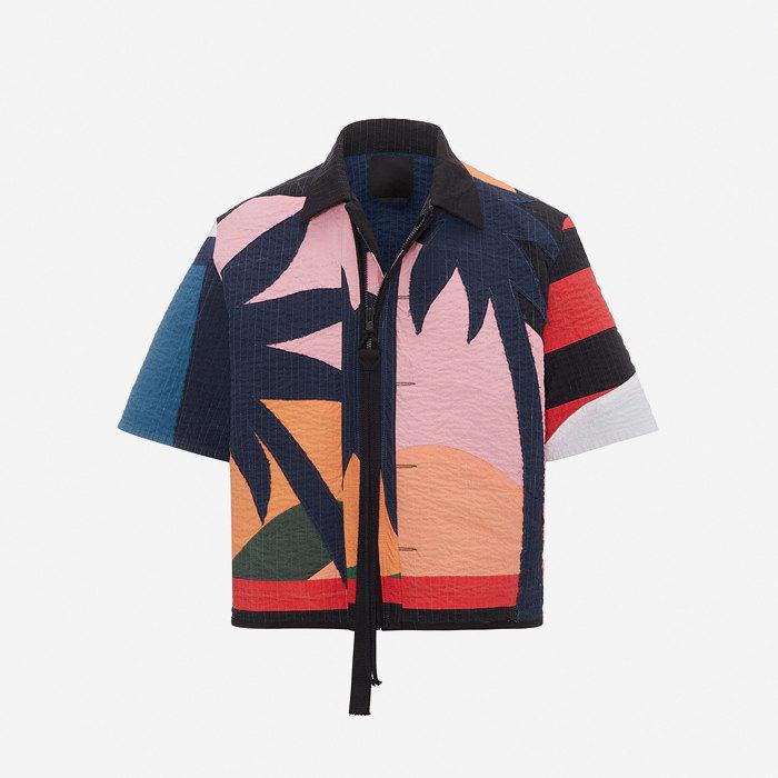 Рубашка Craig Green, 33 200 рублей (-50%)