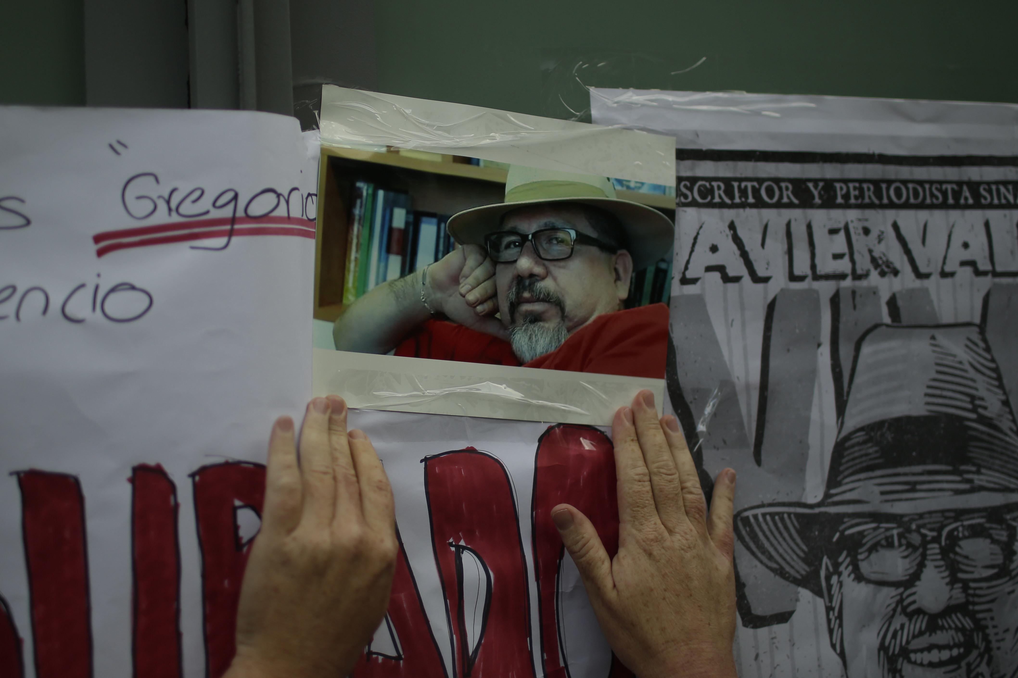 Демонстрация вМехико