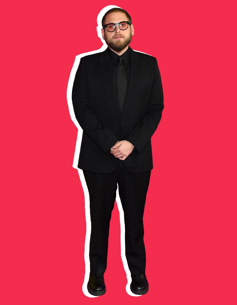 Джона Хилл напремьере сериала «Маньяк» вНью-Йорке, сентябрь 2018