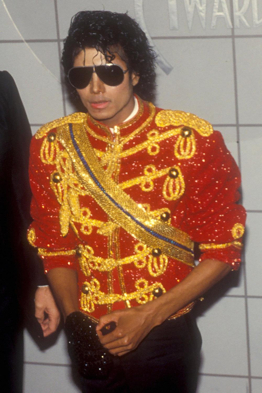 Майкл Джексон, январь 1984