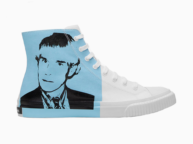 Calvin Klein x Andy Warhol Foundation