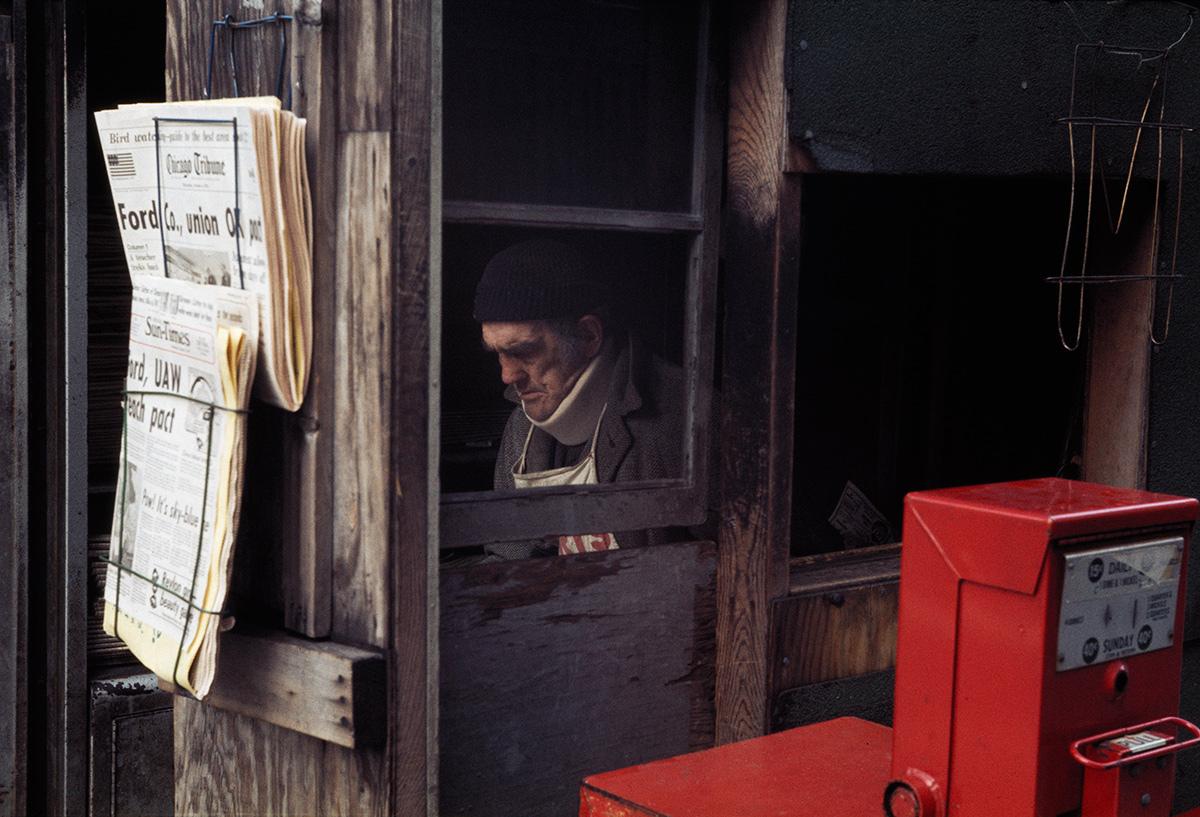 Чикаго, 1976 год.