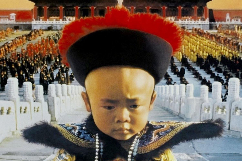 Кадр изфильма «Последний император»