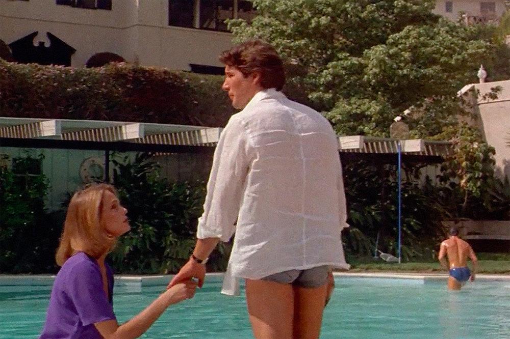 «Американский жиголо», 1980