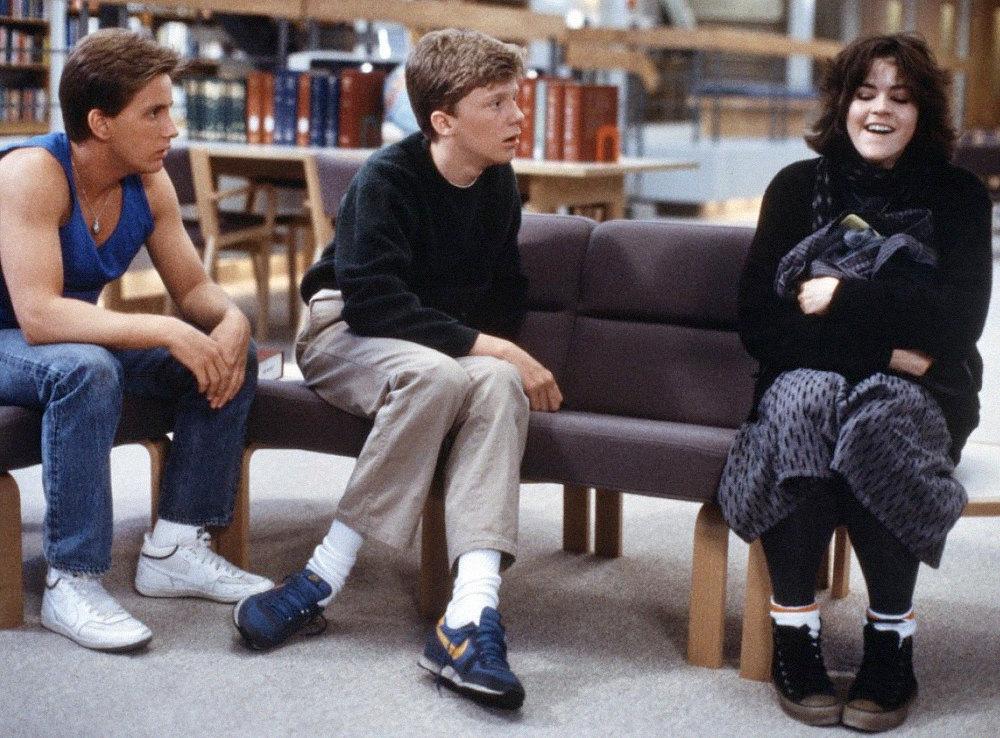 «Клуб «Завтрак», 1985
