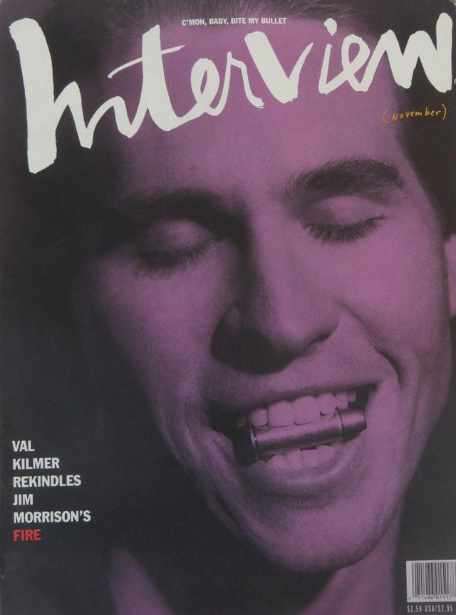 Вэл Килмер, ноябрь 1990 года