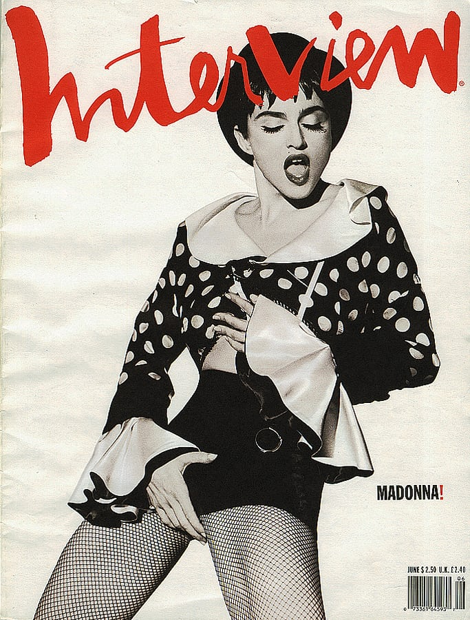 Мадонна, июнь 1990 года