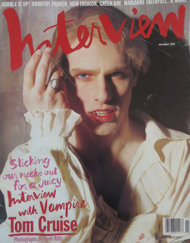 Том Круз, ноябрь 1994 года