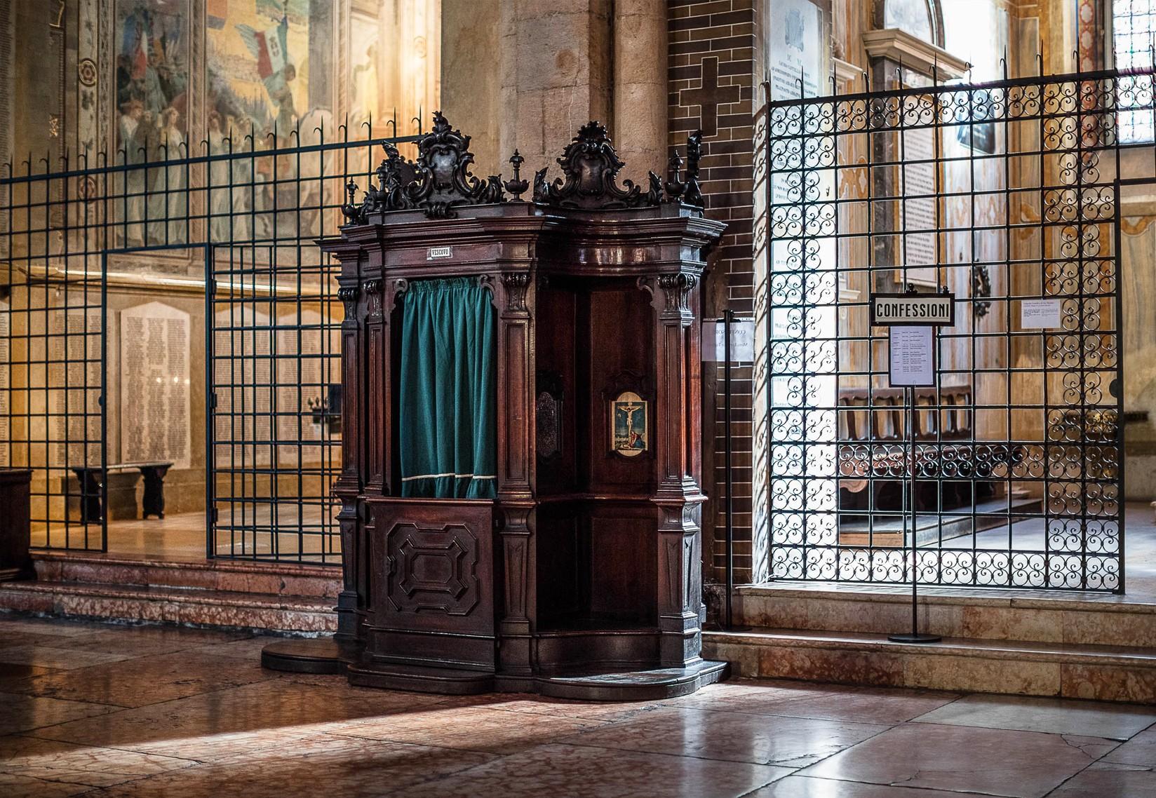 catholic confessional - 1065×717