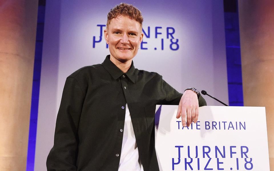 Премию Тернера получила шотландская художница зафильм, снятый наайфон
