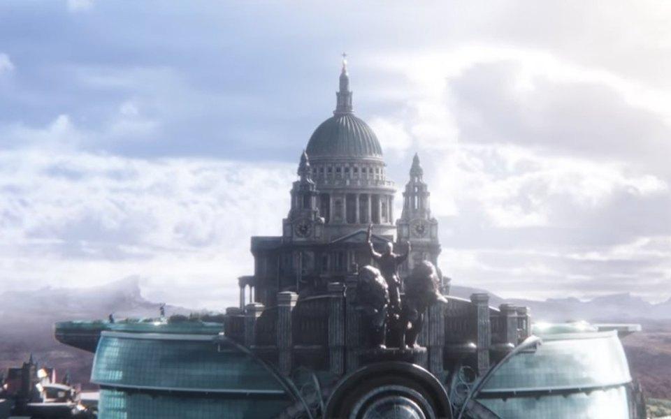 Посмотрите первый трейлер фильма «Хроники хищных городов» посценарию Питера Джексона