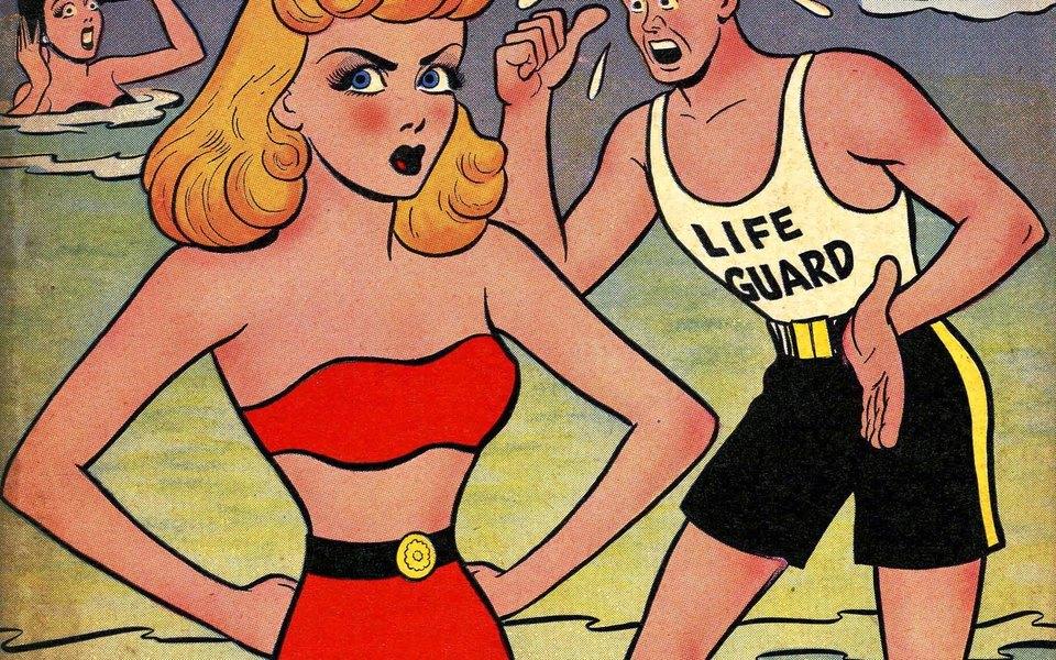 Пятиминутный путеводитель посупергероям-геям