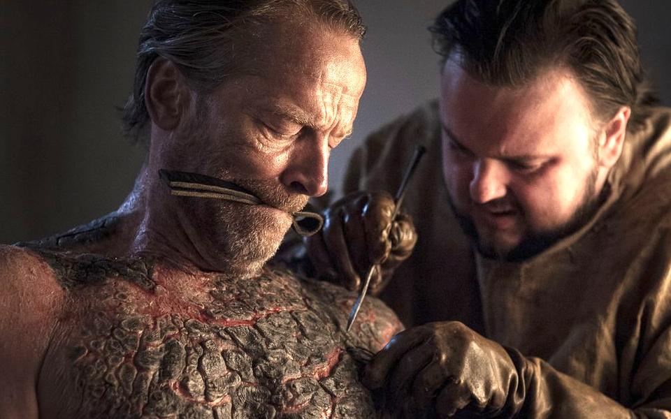 Как снималась самая неприятная сцена седьмого сезона «Игры престолов»