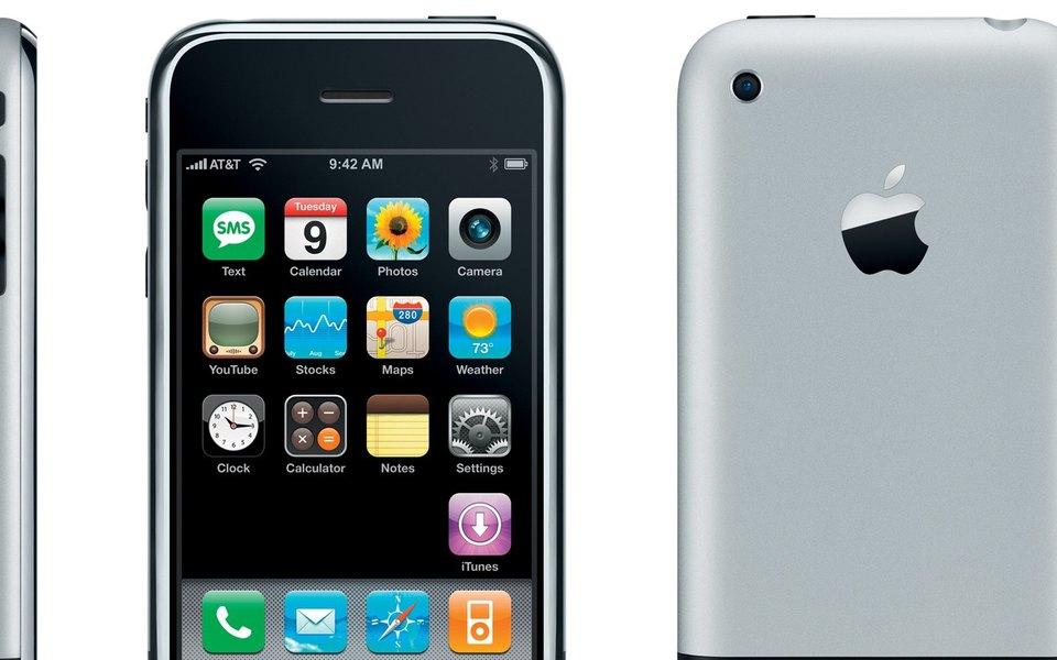 10 фактов оразработке первого iPhone
