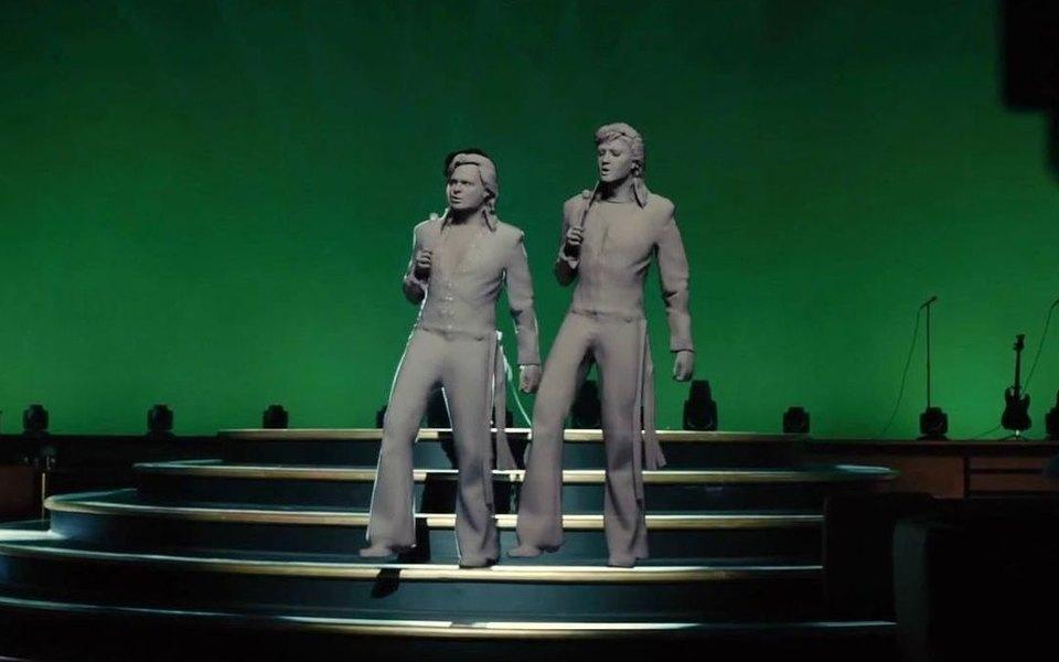 Посмотрите, как Элвис Пресли иМэрилин Монро «ожили» вфильме «Бегущий полезвию 2049»