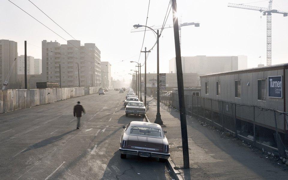 80-е вСан-Франциско: уличные художники иклерки района SoMa