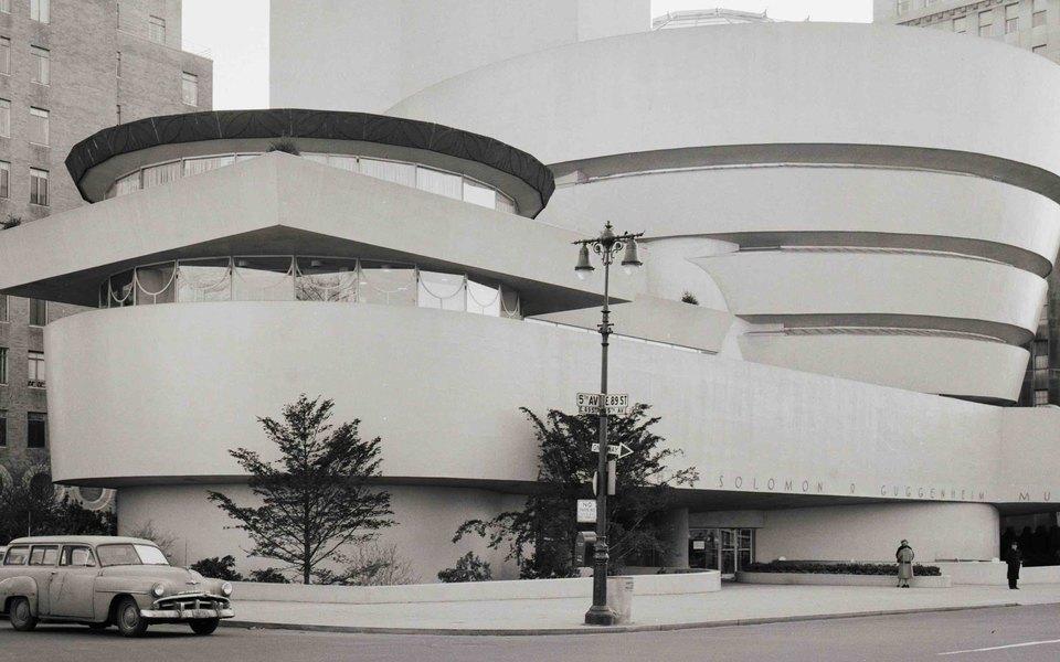 Музей Гуггенхейма иеще 9 главных работ Фрэнка Ллойда Райта