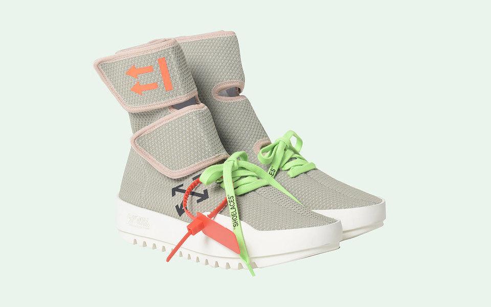 Лучшие кроссовки июля