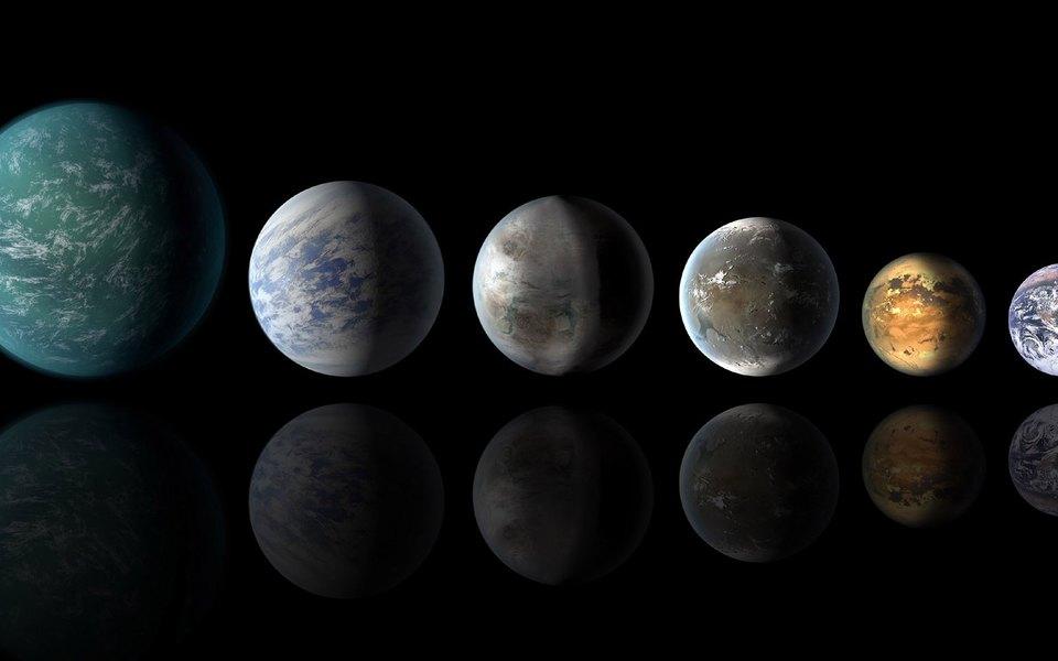 НАСА о«Земле 2.0»