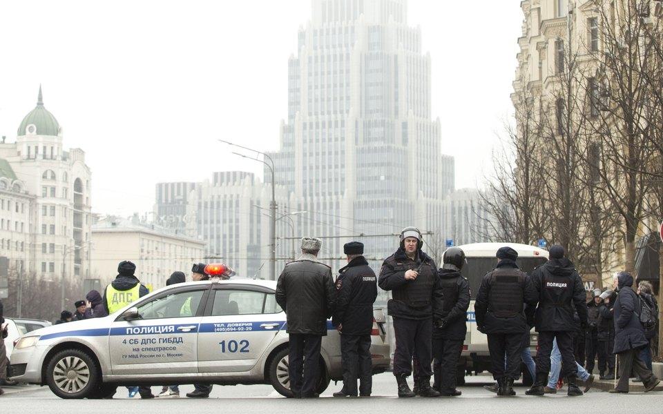 Cтрелок смосковской фабрики «Меньшевик» задержан