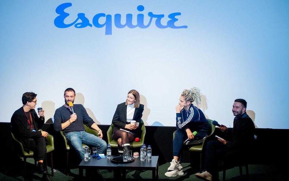 Esquire собрал молодых героев российского кино встарейшем кинозале Лондона