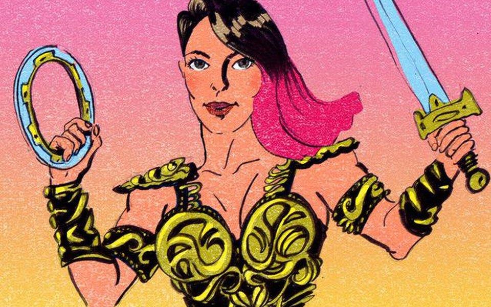 10 вещей оженщинах отглавного феминистского телеграм-канала «Нет значит нет»