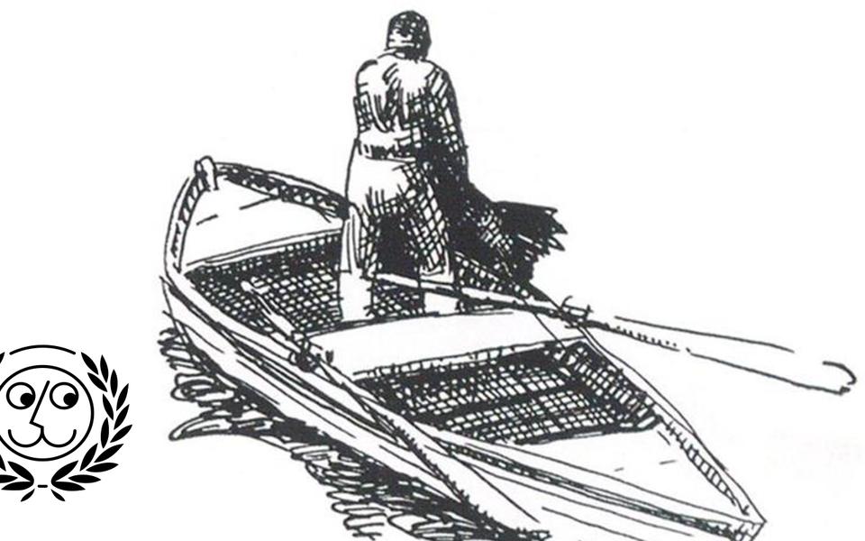 Эрнест Хемингуэй. Наголубой воде (отрывок)