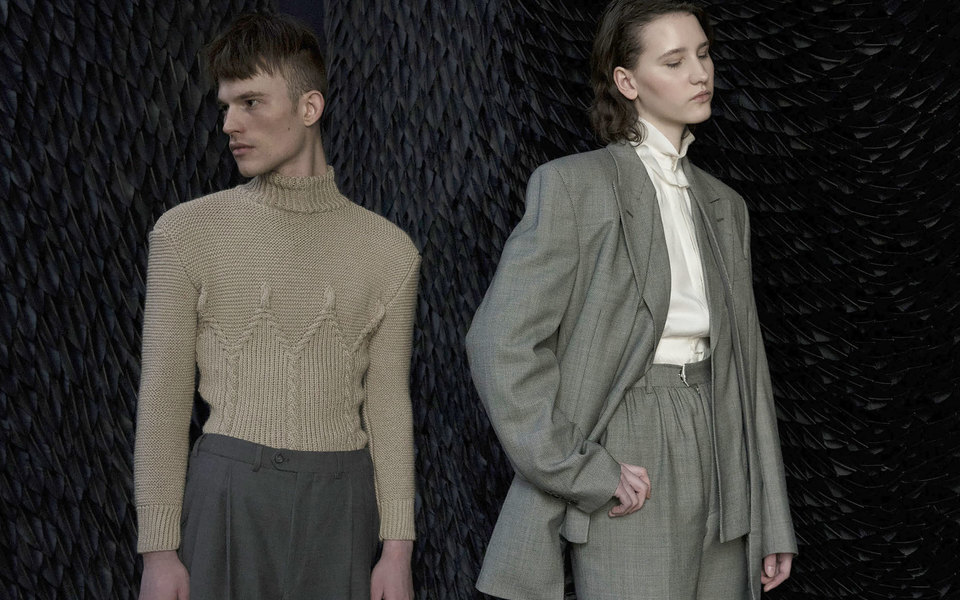 Шесть грузинских брендов показали свои коллекции наPitti Uomo