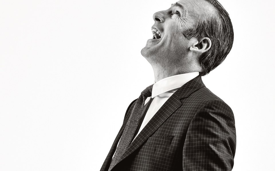 Актер Боб Оденкерк выбирает адвокатский костюм