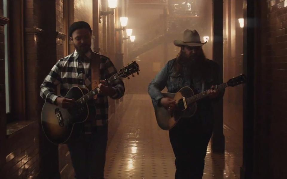 Джастин Тимберлейк выпустил новый клип напесню Say Something