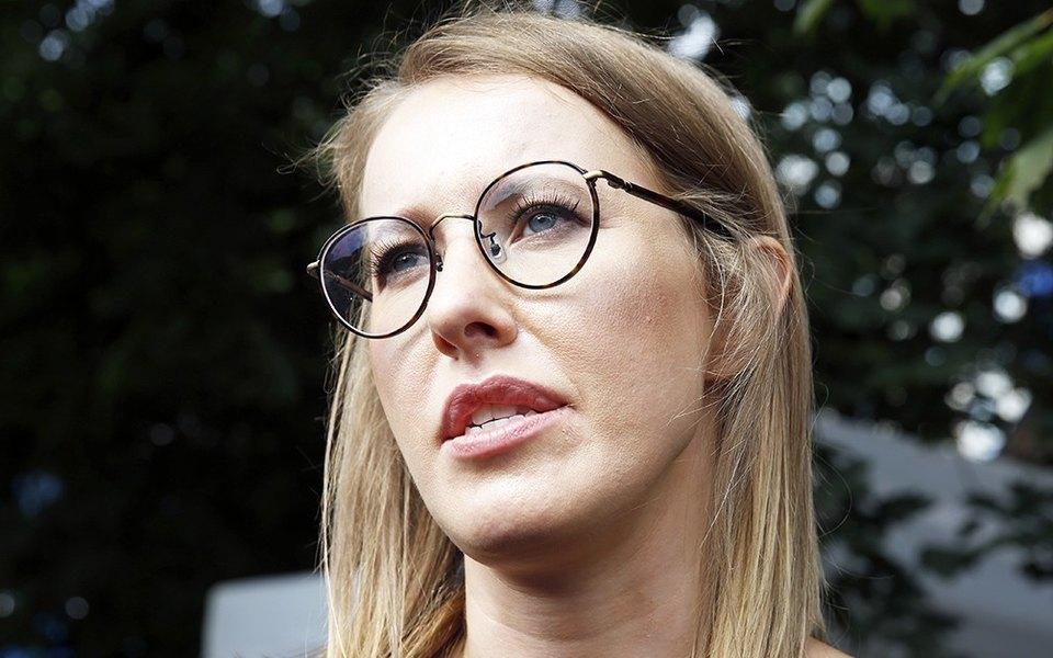 Ксения Собчак объявила обучастии ввыборах президента
