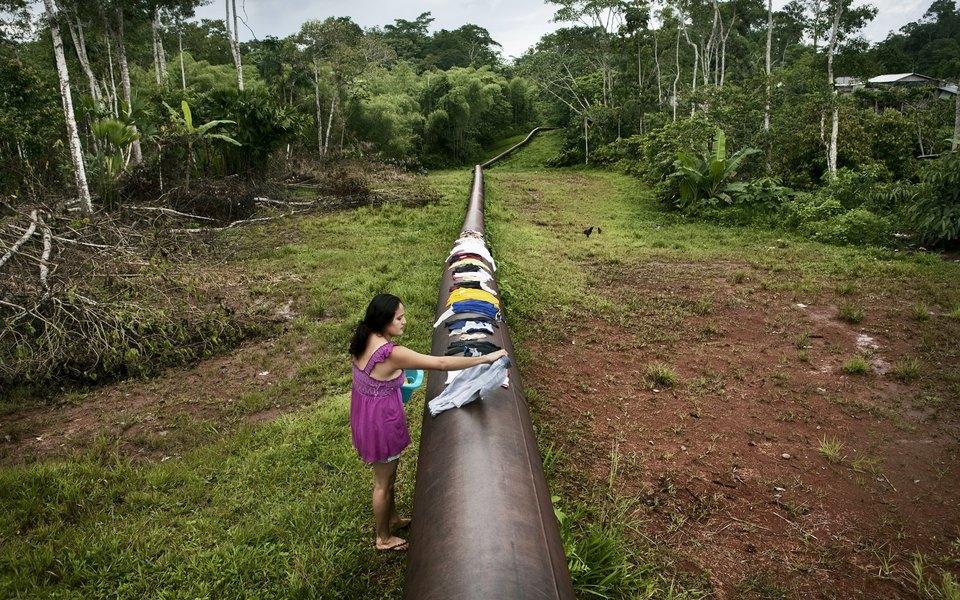 Долгие нефтепроводы — лишние слезы