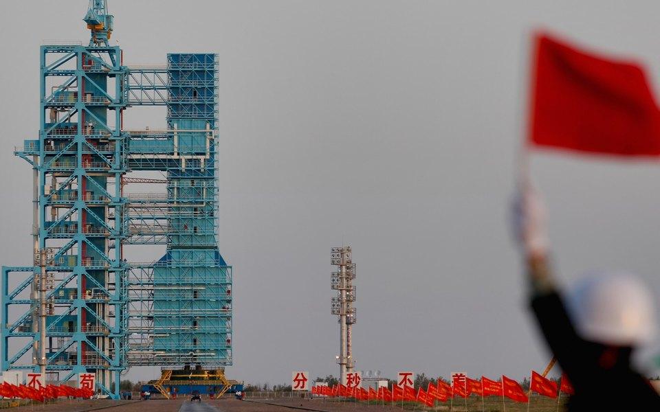 Потерявшая контроль китайская орбитальная станция упадет наЗемлю вближайшие месяцы