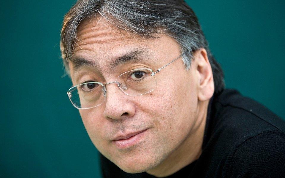 Нобелевскую премию политературе получил Кадзуо Исигуро