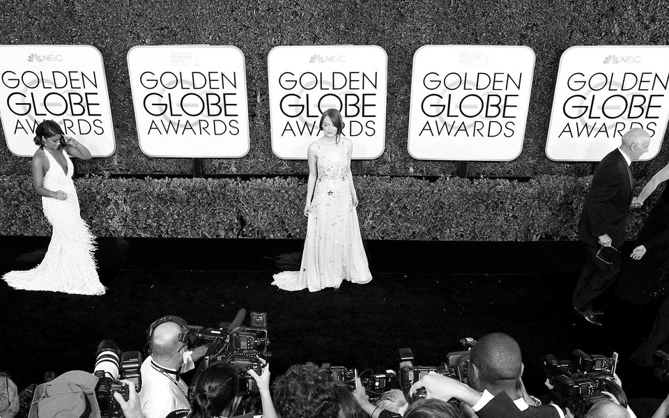 Голливудские актрисы проведут акцию протеста на«Золотом глобусе»