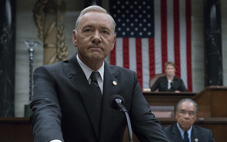 Netflix разрабатывает спин-офф к«Карточному домику»