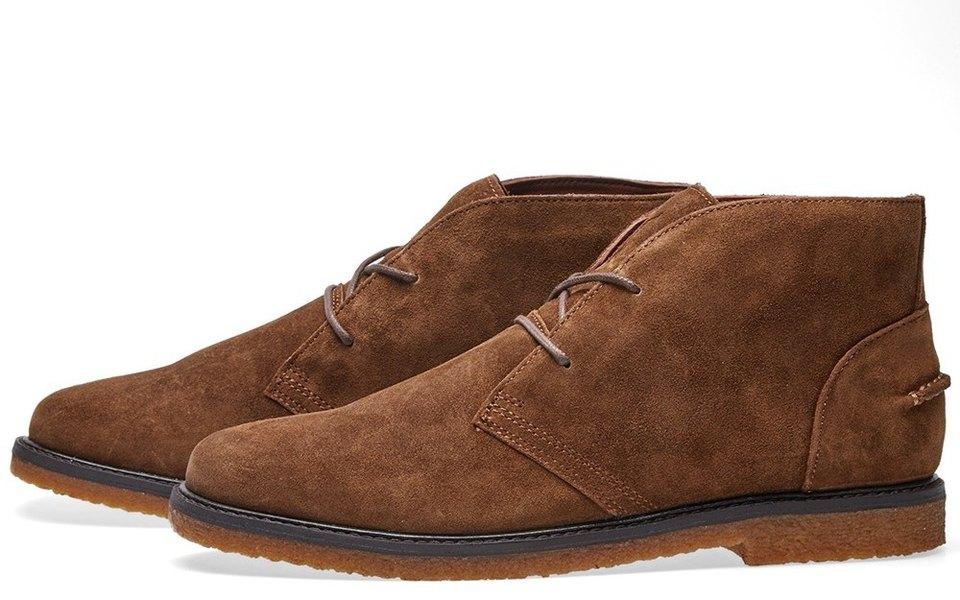 Ботинки Стива Маккуина