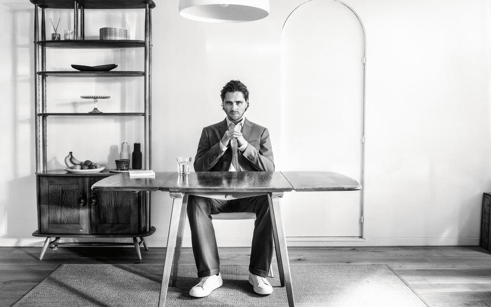 Сверрир Гуднасон: «Я несобираюсь переезжать вГолливуд»