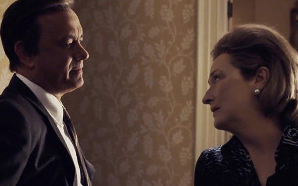 Посмотрите трейлер кновому фильму Спилберга. Это серьезная заявка на«Оскар»