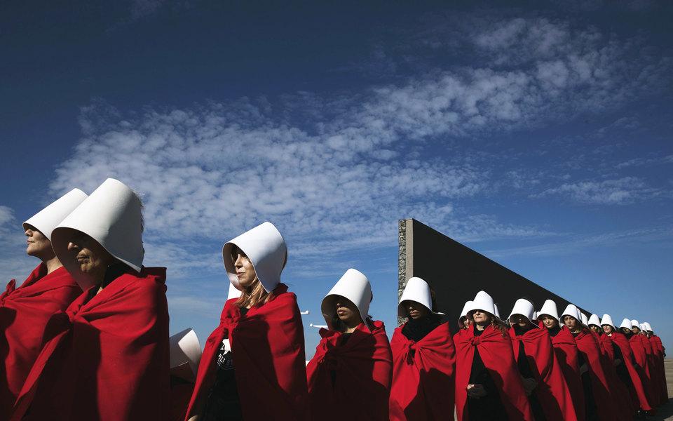 Фото: акция залегализацию абортов вАргентине