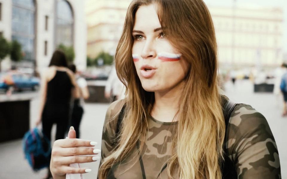 Что русские девушки думают оботношениях синостранцами