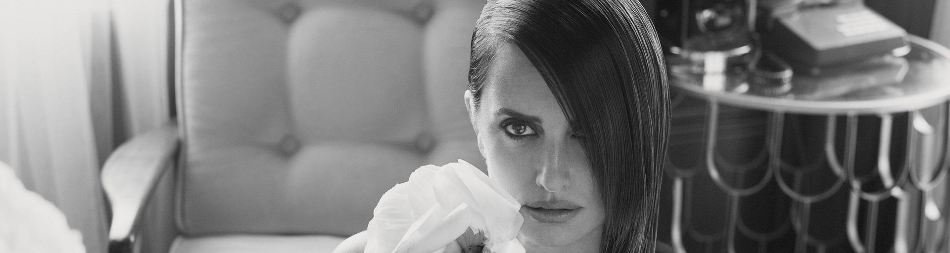 Пенелопа Крус:                                                                                           «Я настоящая испанка»