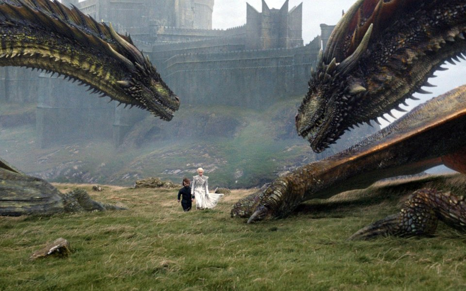 Появились фотографии кпредпоследней серии «Игры престолов»