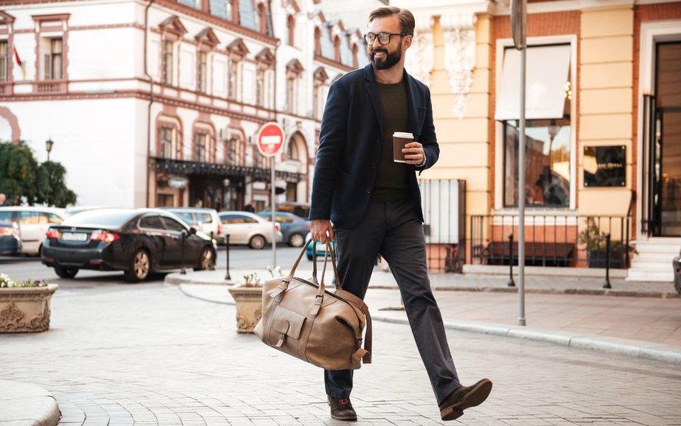 Как путешествовать налегке (и приэтом выглядеть стильно)