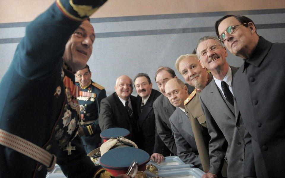 Министерство культуры Белоруссии разрешило прокат «Смерти Сталина»